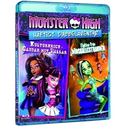 Monster High - Clawesome Double Feature - BluRay