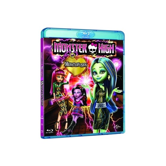 Monster High - Monsterfusion - BluRay