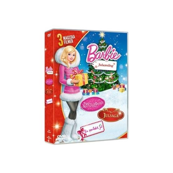 Barbie Julsamling Box (3-Disc) - DVD