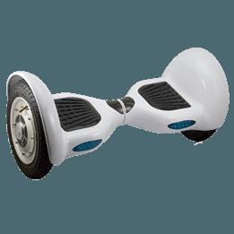 Balansscooter AirBoard XL PRO - 2x350W - Vit