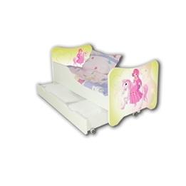 Cool Beds - Barnsäng Med Madrass Och Låda - Pony