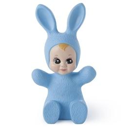 Leklyckan / Heico - Kaninlampa Bunnybaby - Blå