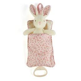 Jellycat - Petal Bunny Musical Pull
