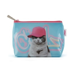 Catseye - Graffiti Cat Small Bag