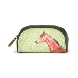 Catseye - Horses Oval Bag