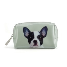 Catseye - Dog On Stone Beauty Bag