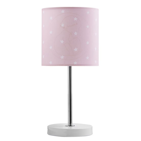 ... bordslampa rosa kids concept barnkammarboken bordslampa rosa