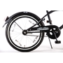 "Volare - Black Cruiser 20"" - Matt Black"