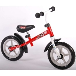 "Disney © - Metalen Loopfiets 12"" Eva - Cars"