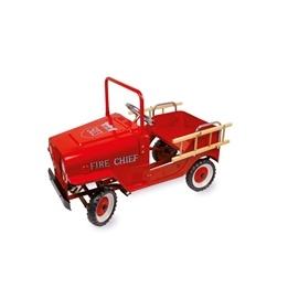 Legler - Trampbil / Brandbil - Fire Engine