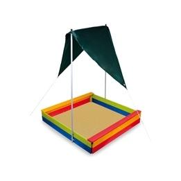 Small Foot - Sandlåda Med Solskydd
