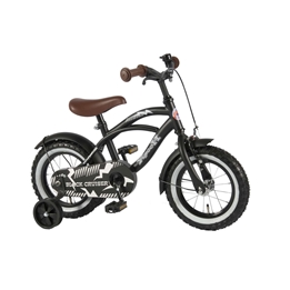 Yipeeh - Black Cruiser 12 tum - Matt Black