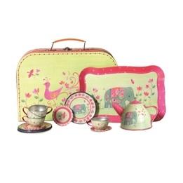 Egmont Toys - Plåtservis I Väska - India