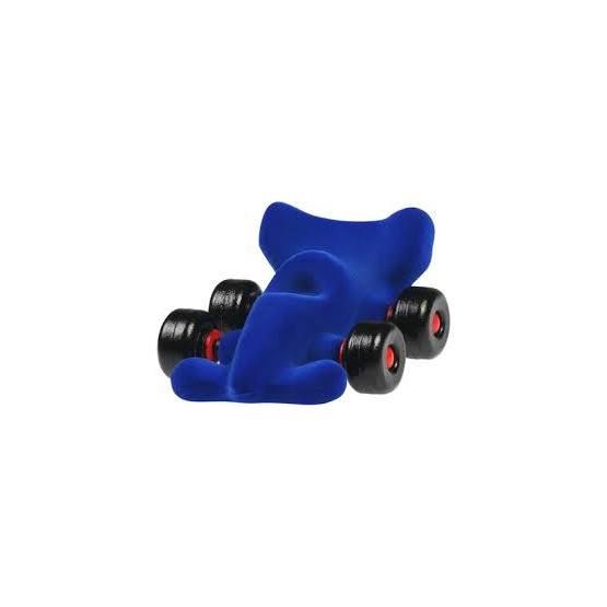 Rubbabu - Bil Racer Mellan - Blå