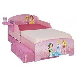 Disney - Prinsess Barnsäng Junior Med Lådor