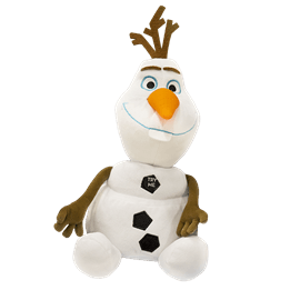 Disney - Frozen/Frost Olaf Go Glow Gosedjur Nattlampa