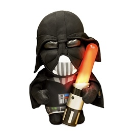 Disney - Star Wars Darth Vader Go Glow Gosedjur Nattlampa