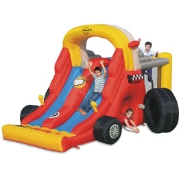 HappyHop - Hoppborg - Formel 1
