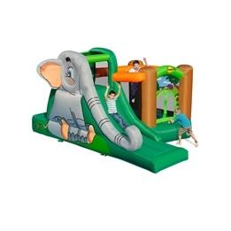 HappyHop - Hoppborg - Elefantparadis Med Dumbo