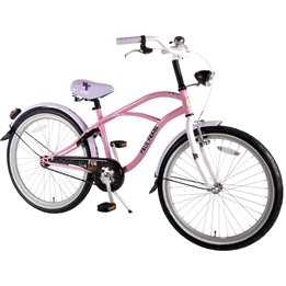 "Volare - Cruiser 24"" Paul Frank - Pink/Purple"