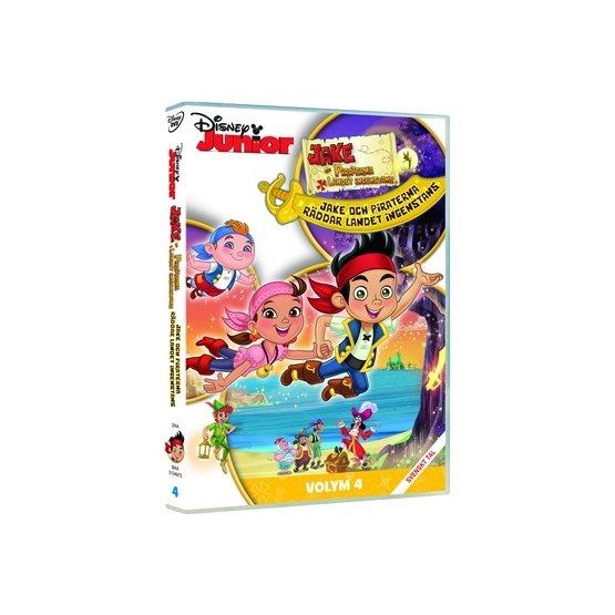 Disney - Jake & Piraterna
