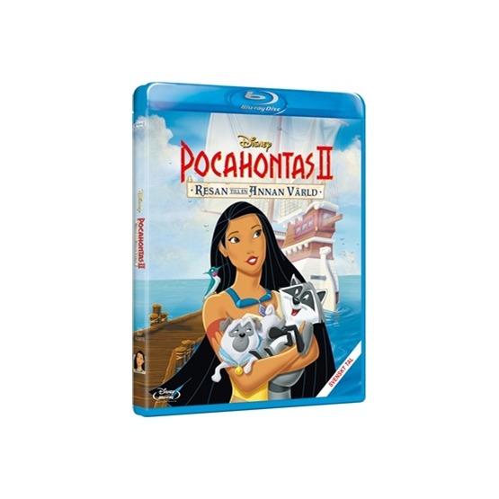 Disney - Pocahontas 2 - Resan Till En Annan Värld