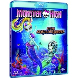 Monster High - Great Scarrier Reef - BluRay