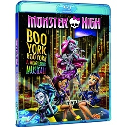 Monster High - Boo York - BluRay