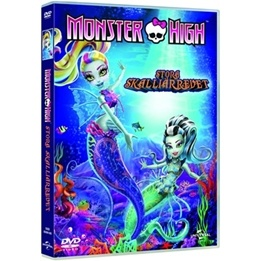 Monster High - Great Scarrier Reef - DVD
