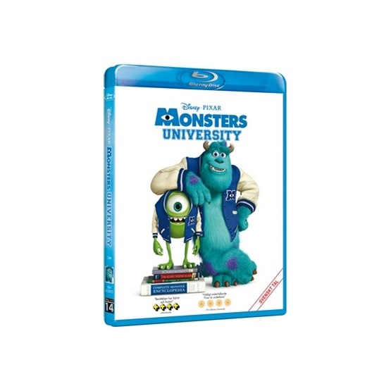 Disney - Monsters University