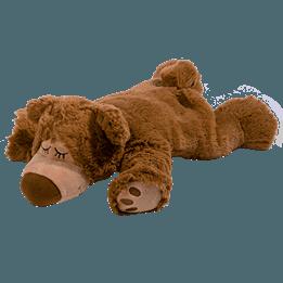 Warmies - Sömnbjörn - Brun