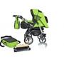 Baby Merc - Barnvagn - Junior Twist - 2 In 1 - Grön