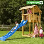 Jungle Gym - Klätterställning - Komplett Monteringssats Inkl. Trä - Shelter