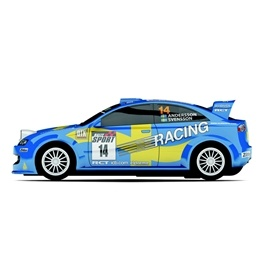 Scalextric - Scandinavian Rally  1:32