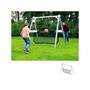 Axi - Gunga - Fotbollsmål - Vollybollnät - FamilyFun - Grå