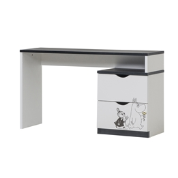 Mumin - Skrivbord Med Lådor