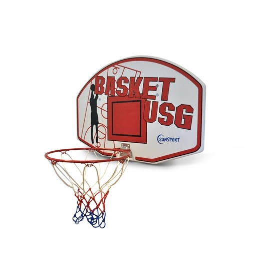 SunSport - Basketball Backboard And Rim Jr.