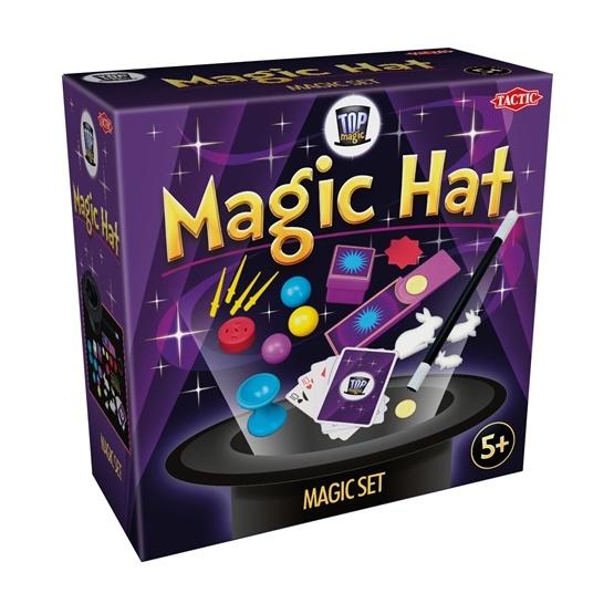 Tactic - Magic Hat - Trollerilåda