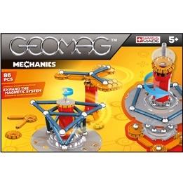 Tactic - Geomag Mekanisk - 86 Bitar