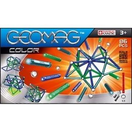 Tactic - Geomag Color - 86 Bitar