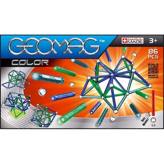 Tactic - Geomag Color - 86 Bitar