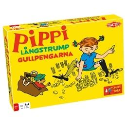 Tactic - Pippi Långstrump - Gullpengarna