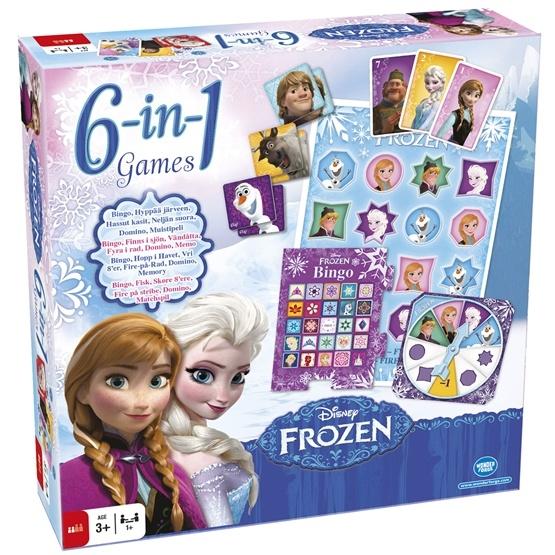 Tactic - Frozen - 6 Spel I 1