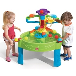 Step2 - Lekbord - Busy Ball Play Table