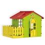 EliteToys - Lekhus - Garden House With Fence