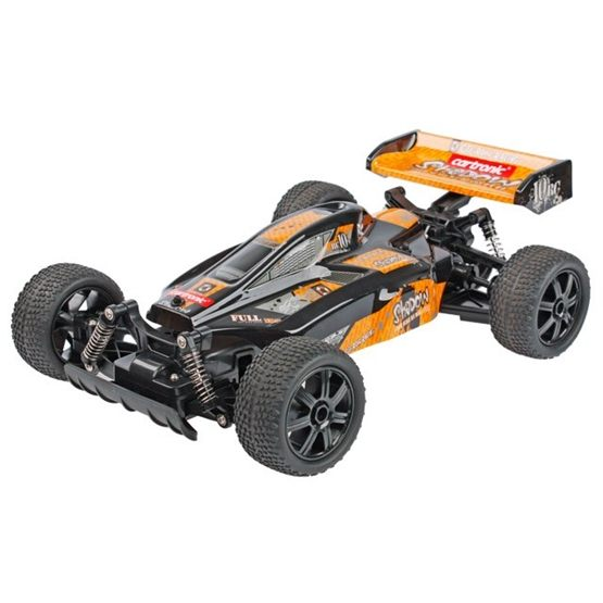 Cartronics Rc - Off Road Cars - 27 Mhz Big Wheel Monster Truck