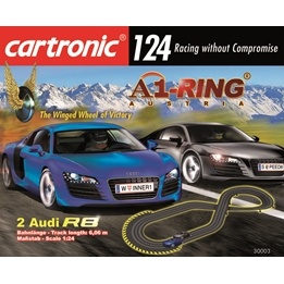 Cartronic Rc - 124 Slot Racing - Basic Sets - A1-Ring