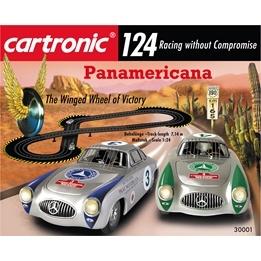 Cartronic Rc - 124 Slot Racing - Basic Sets - Panamericana