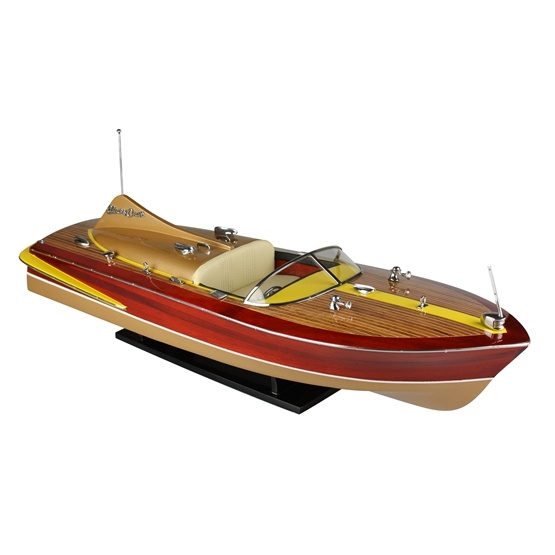 Cartronic Rc - Seamaster - Chris Craft Cobra - Ca 60 Cm