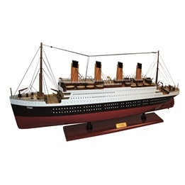 Cartronic - Seamaster modellbåt - Titanic Ca.77 Cm